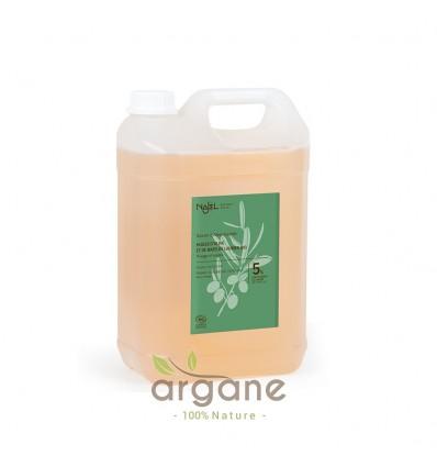 Najel savon d'alep liquide 5% HBL – 5 litres