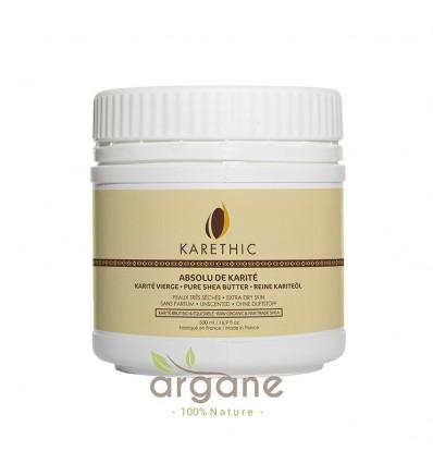 Karethic Absolu de Karité 500 ml