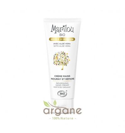 Crème Mains Marilou Bio à l'Argan