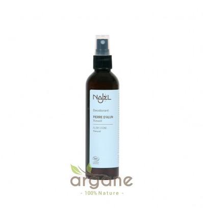 Najel Spray Alun 125ml – Déodorant Naturel