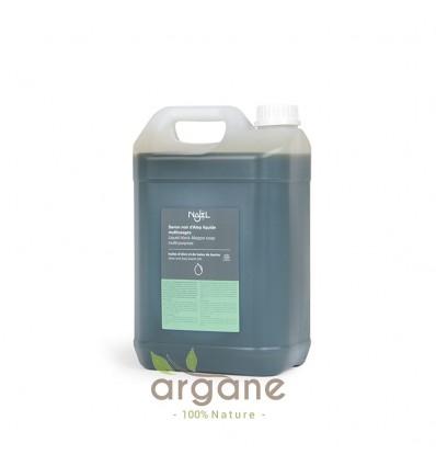 Najel Savon Noir d'Alep Liquide à L'huile d'Olive 5L
