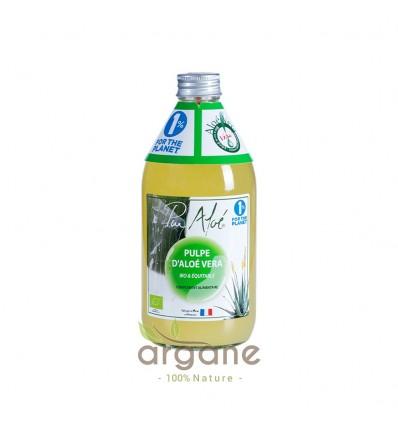 Pur Aloe Pulpe Aloe Vera Bio à Boire 500mL