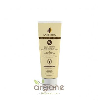 Karethic Belle Crinière – Masque cheveux avant shampoing bio 2 en 1
