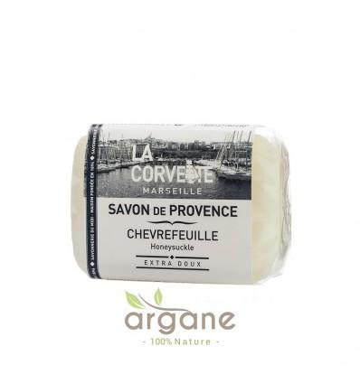 La Corvette Savon de Provence Chèvrefeuille 100g