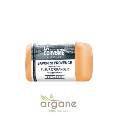 La Corvette Savon de Provence Fleur d'Oranger 100g