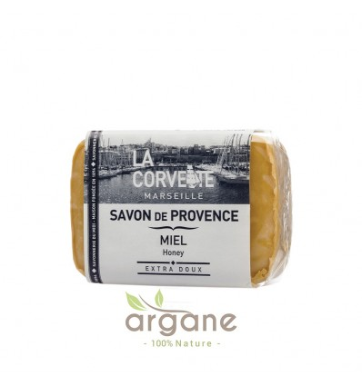 La Corvette Savon de Provence Miel 100g