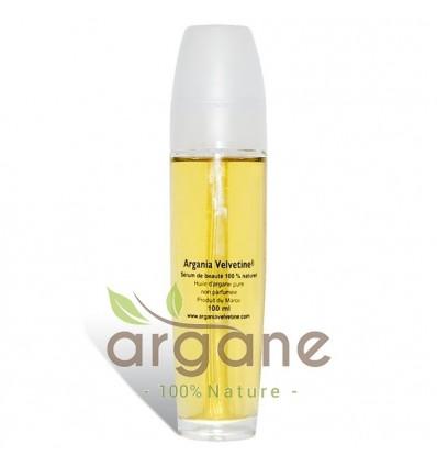 Huile d'argan bio cosmetique pure et naturelle 100ml