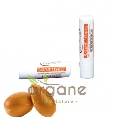 Baume à lèvres à l'huile d'Argan