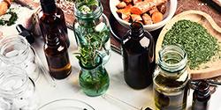 Composition d'huiles essentielles