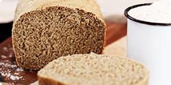 Farines, pains et tartines